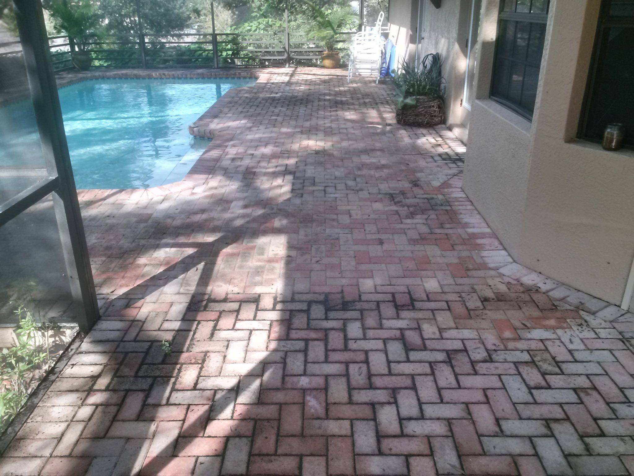 Pressure washing palm harbor pressure washing gutter cleaning for Pressure clean pools