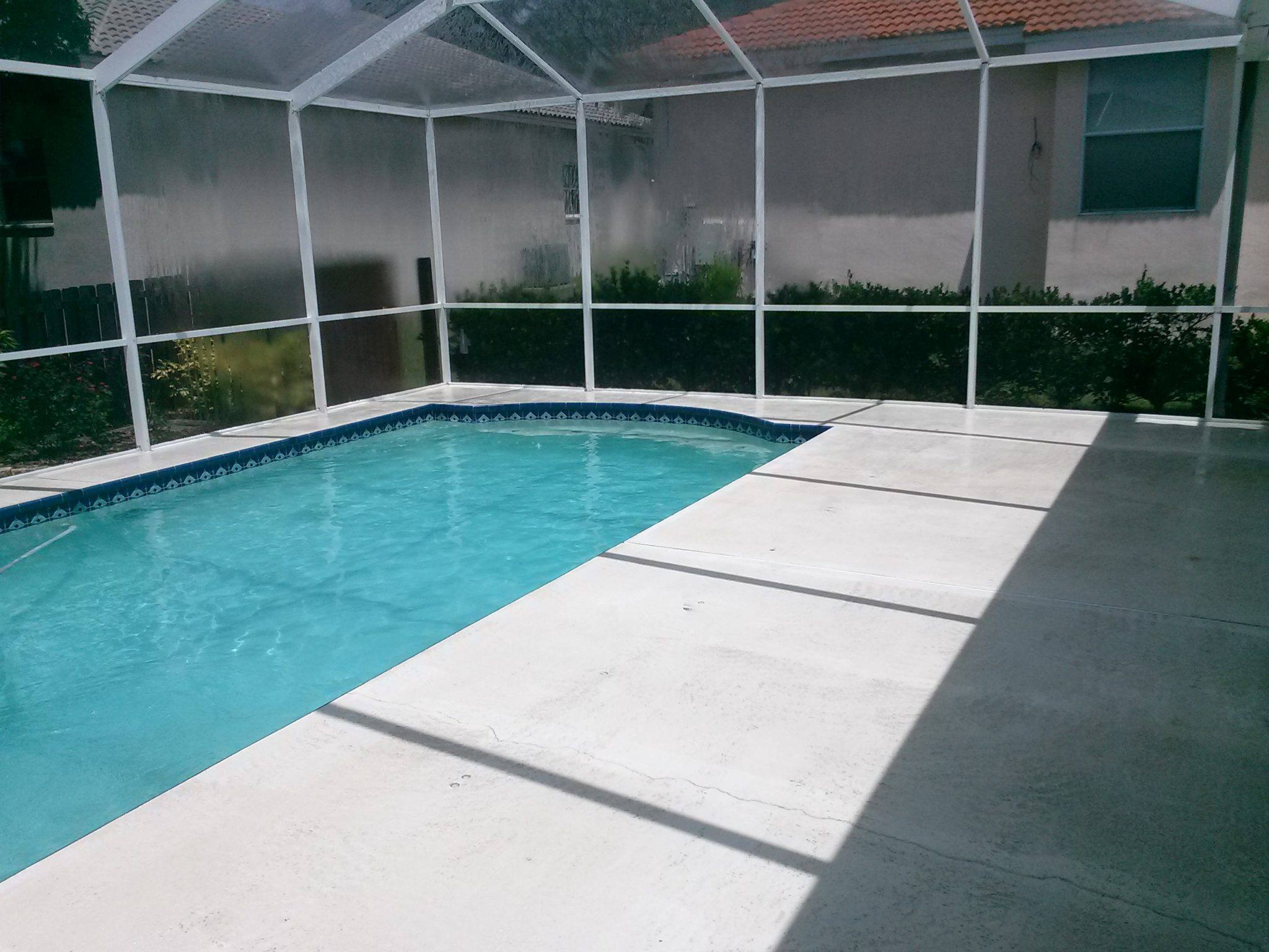 Pressure washing safety harbor for Pressure clean pools
