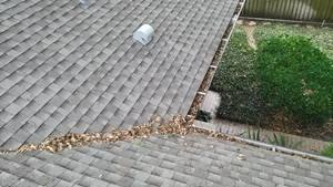 gutter cleaning safety harbor