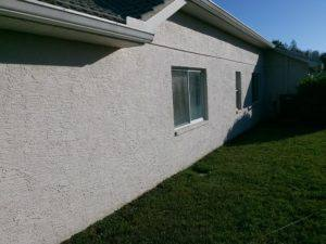 New Port Richey house wash. Clean stucco