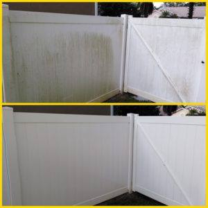 fence cleaning odessa