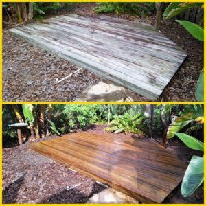 wood deck-dunedin