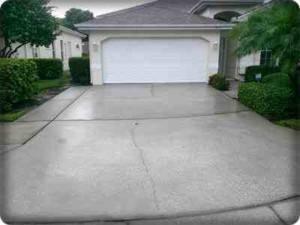 pressure washing tarpon springs-driveway