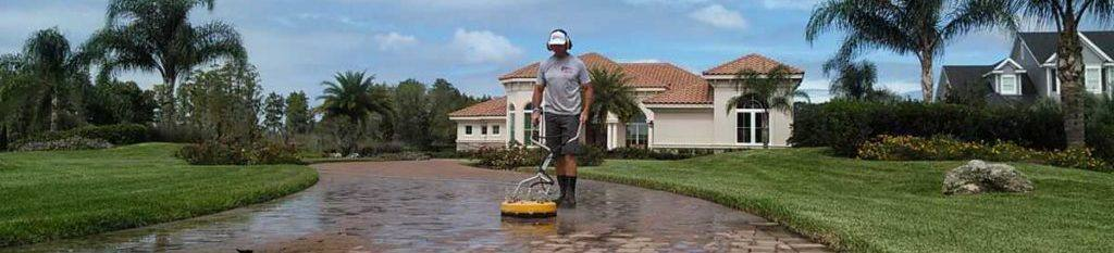 Pressure Washing Service In Tampa Bay